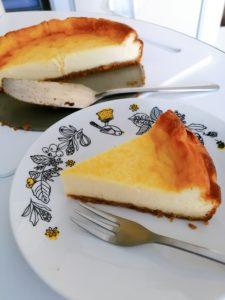N.Y.ベイクドチーズケーキ