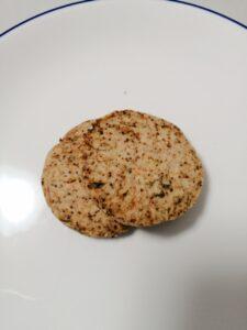 葱味噌クッキー