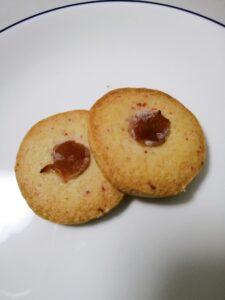 梅干しクッキー