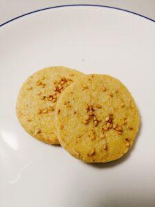 白胡麻クッキー
